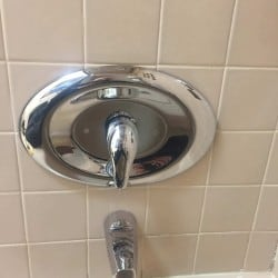 Bath taps in Monmouth County