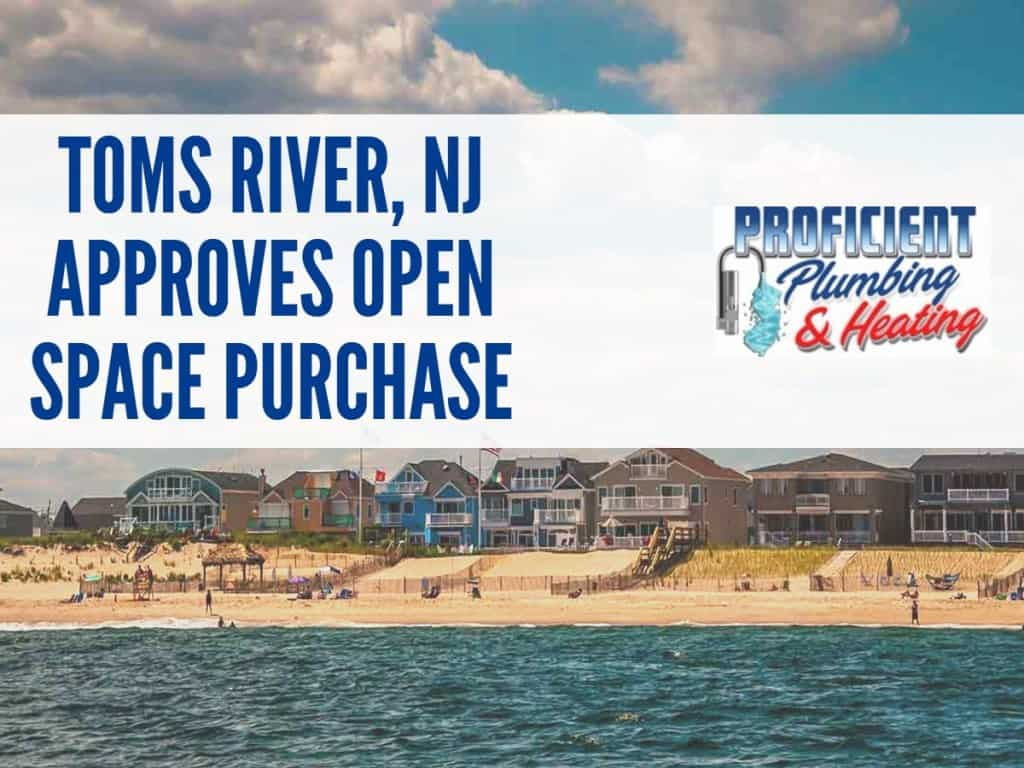 Toms River OPEN SPACE PURCHASE